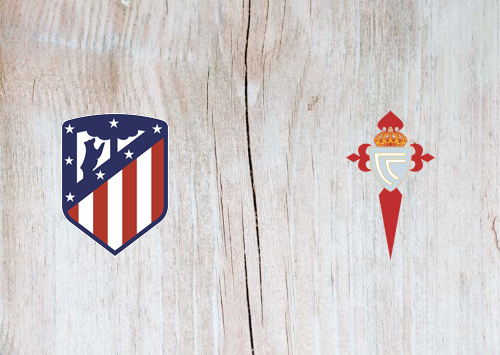 Atletico Madrid vs Celta de Vigo -Highlights 21 September 2019