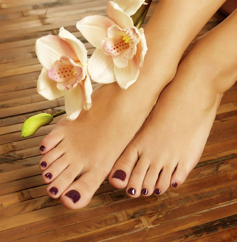 How to Take Better Care of Your Feet