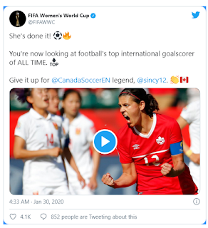 bright future for women's football