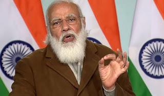 PM मोदी ने आत्मनिर्भर भारत के आह्वान पर कहा, विश्व हमारा बाजार है | #NayaSaberaNetwork