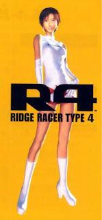 リッジレーサーR4の永瀬麗子