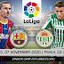 Prediksi Barcelona Vs Real Betis, Sabtu 07 November 2020 Pukul 22.15 WIB