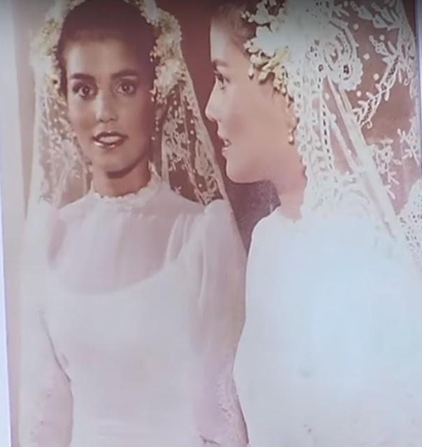 Tereza Collor casamento Pedro