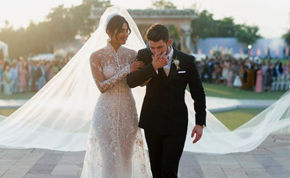 Curiosità sul matrionio tra Nick Jonas e Priyanka Chopra