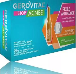 pareri cele mai bune tratamente pentru cosuri si acnee de la gerovital