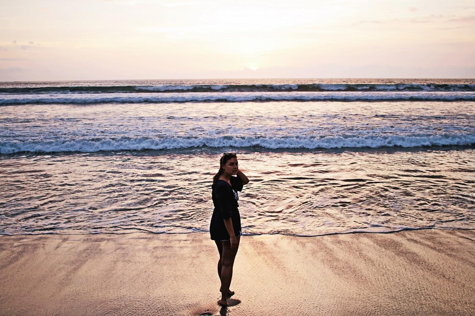 weltreise strand