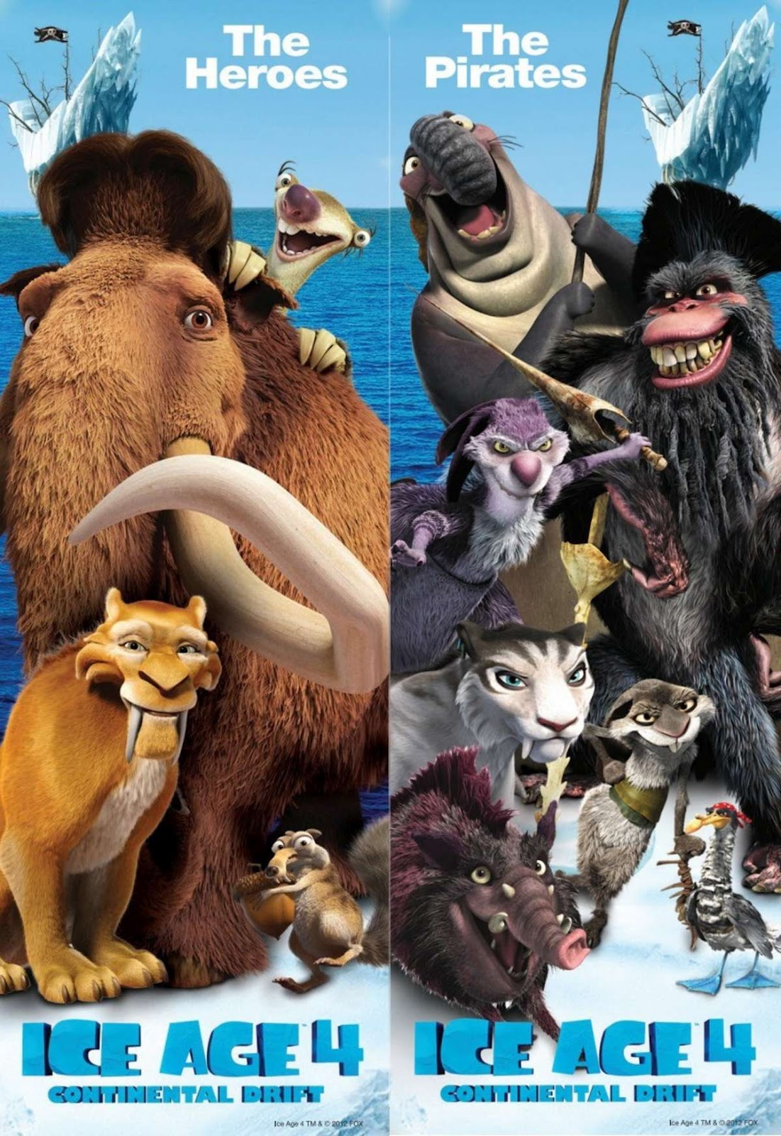 ice age red horn - photo #22