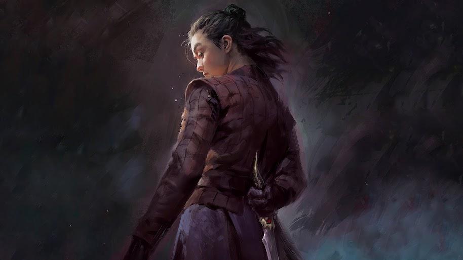 Arya Stark Game Of Thrones 4k Wallpaper 67