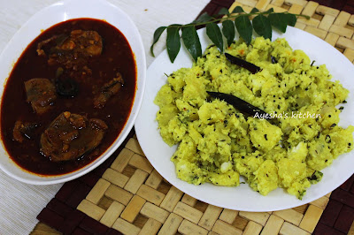 kappa puzhukku kappa thalichath kerala style tapioca breakfast tapioca recipes dinner recipes indian recipes ayeshas kitchen