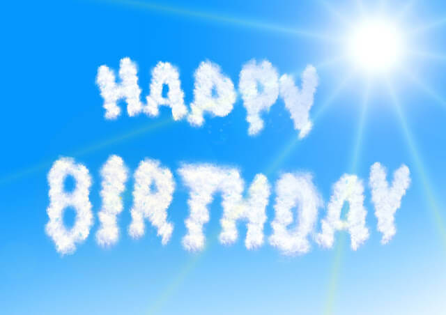 Famous Short happy Birthday Wishes