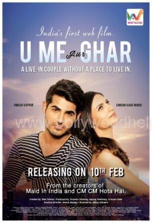 U Me Aur Ghar (2017) Hindi 720p H.264 1.5GB