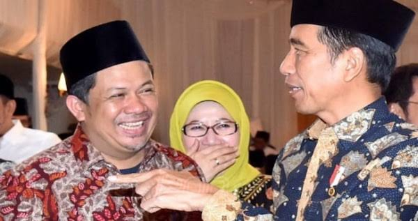 Jokowi Kangen Kritik Keras Fahri Hamzah