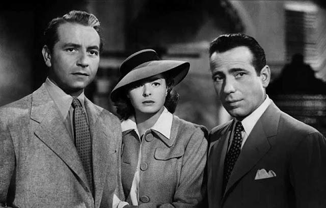 قصة فيلم Casablanca 1942