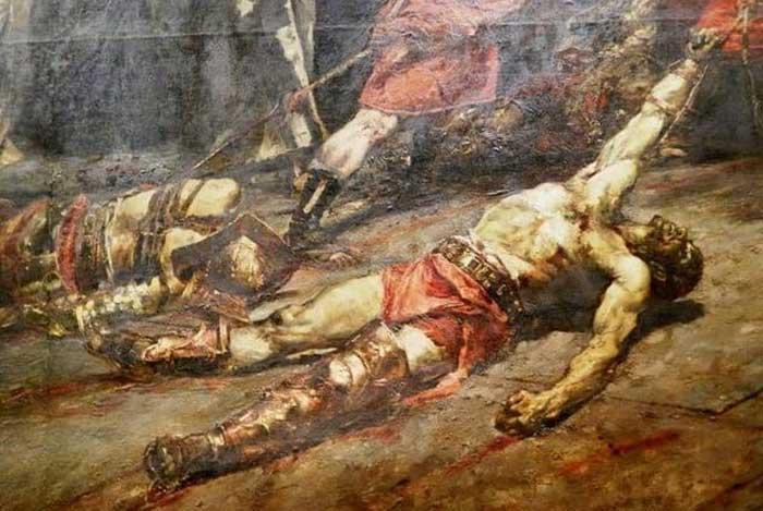 Gladiator Mati
