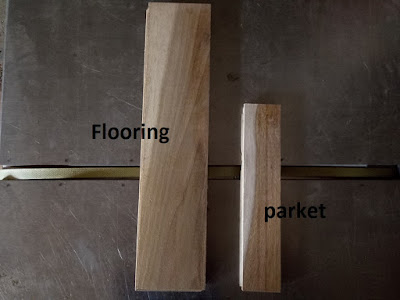 Mengenal Istilah Parket, Flooring, laminated pada lantai kayu