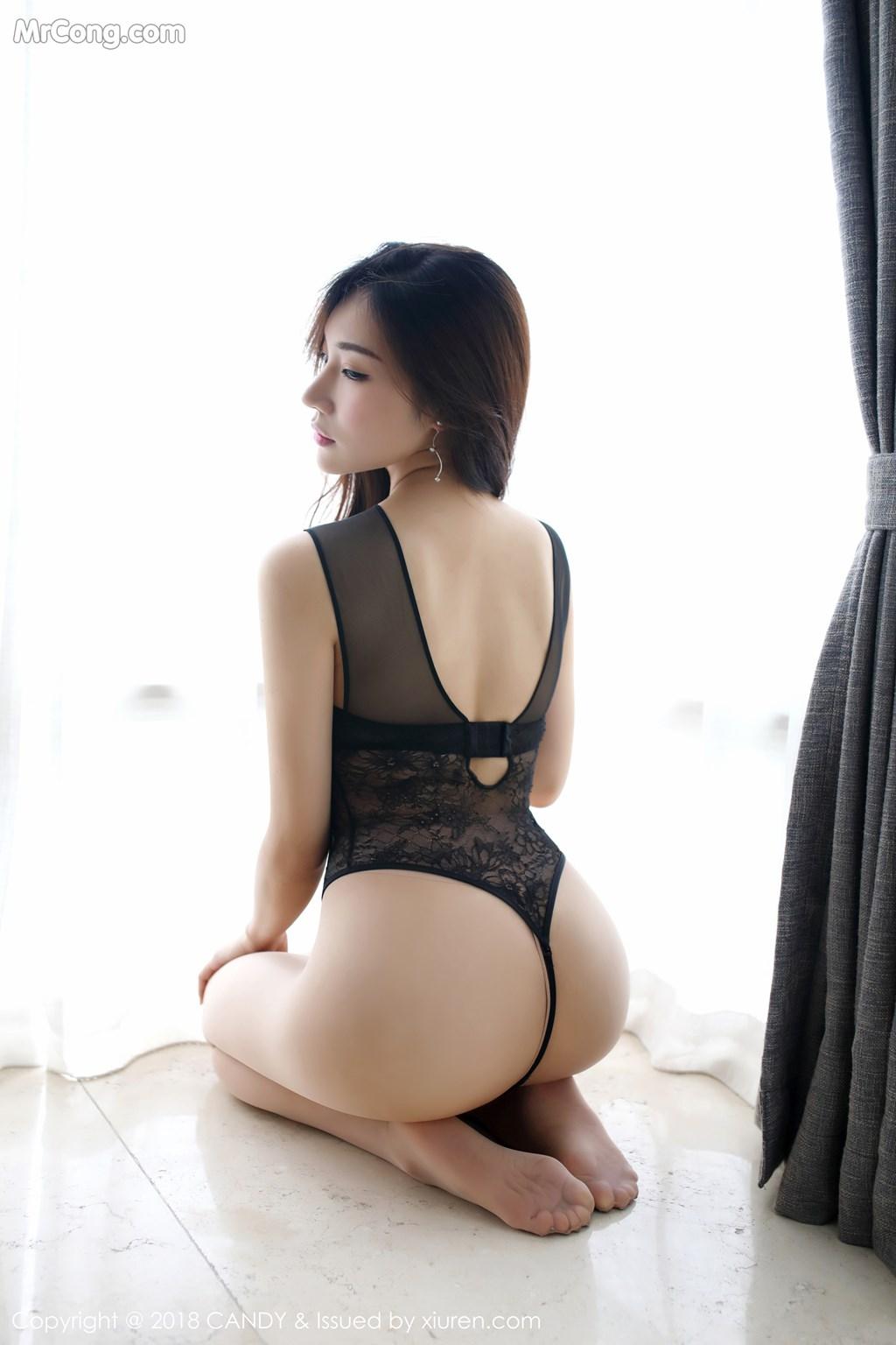 Image CANDY-Vol.065-Xiao-Hu-Li-Kathryn-MrCong.com-010 in post CANDY Vol.065: Người mẫu Xiao Hu Li (小狐狸Kathryn) (47 ảnh)