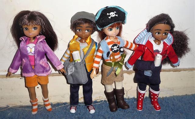 Dolls Dolls & Bears Punctual Dolls Dress Black Scottie Dog Design Fabric Fits Little Darling Dolls 13 To 14 I