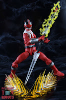 Power Rangers Lightning Collection Time Force Red Ranger 38
