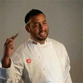Chef peruano Jorge Daniel Dávila Yika