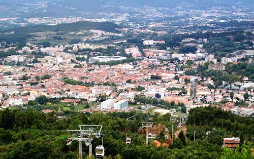 Teleférico do Santuário da Penha - Guimarães