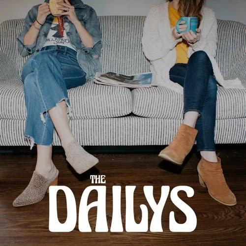ELLIE HOLCOMB & JILLIAN EDWARDS – THE DAILYS EP