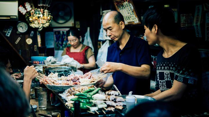 Tantalize the distinctiveness taste of Japanese food in DOTONBORI