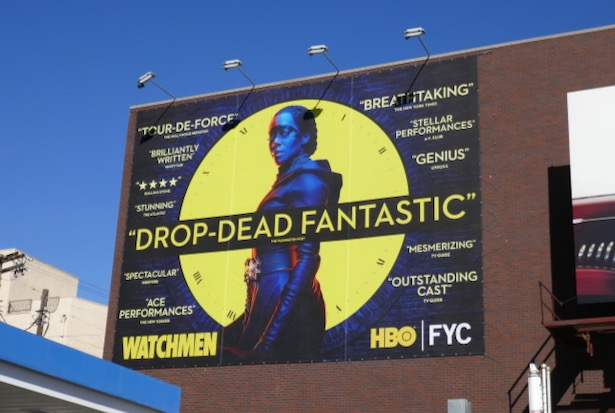 Watchmen 2019 FYC billboard