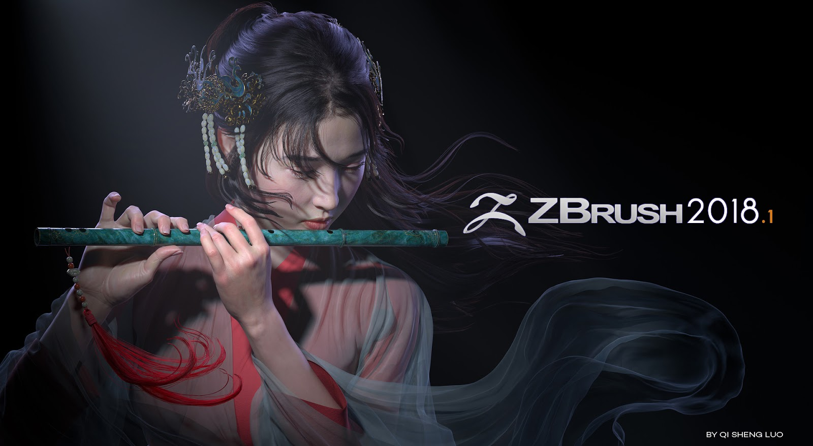 ZBrush 2018 1 Now Available | Computer Graphics Daily News