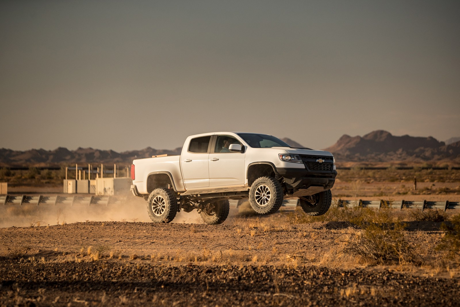 colorado zr2 aev concept is a rough and tumble off