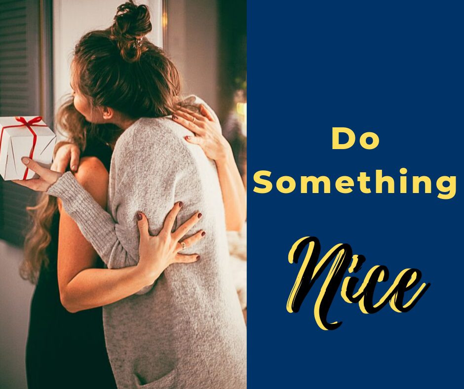 National Do Something Nice Day Wishes