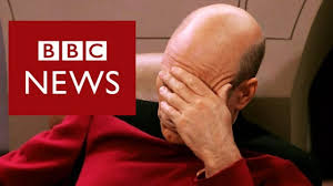 BBC ADMITS IT IS A FILTHY LIAR WHOSE WORDS HAVE THE SAME INTRINSIC VALUE AS POOP
