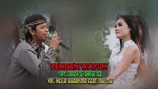 Lirik Lagu Pengen Wayuh - Nella Kharisma
