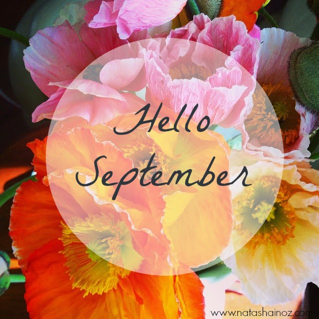So Long August and Hello September: Wordless Wednesday.