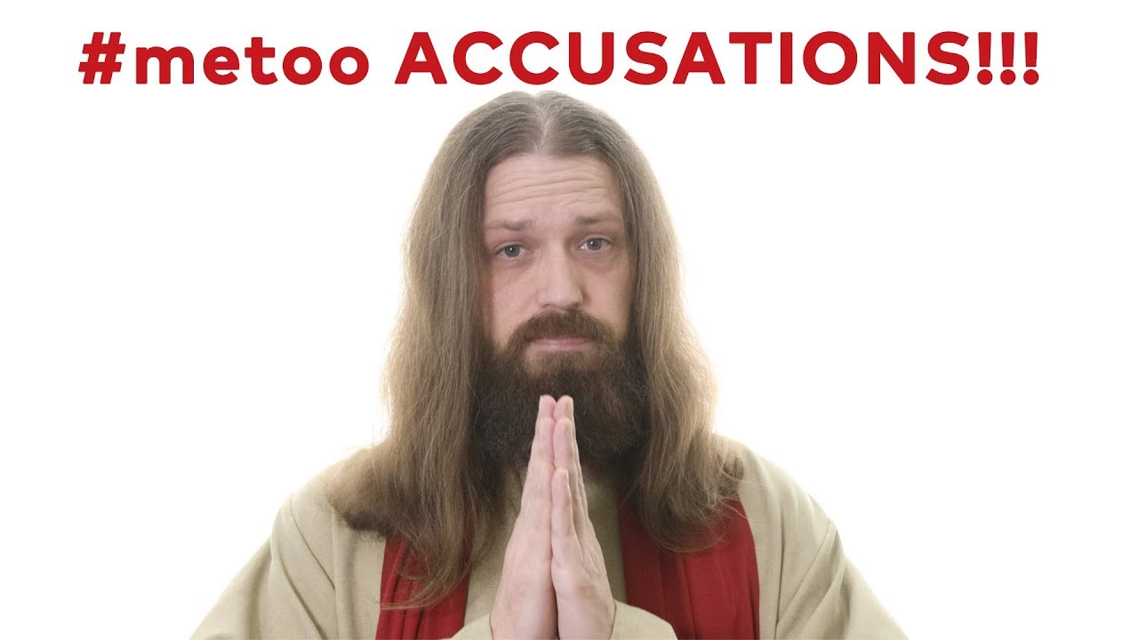 Jesus Christ Accused Of Sexual Misconduct