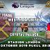 Prediksi Skor Bola West Ham vs Crystal Palace 5 Oktober 2019
