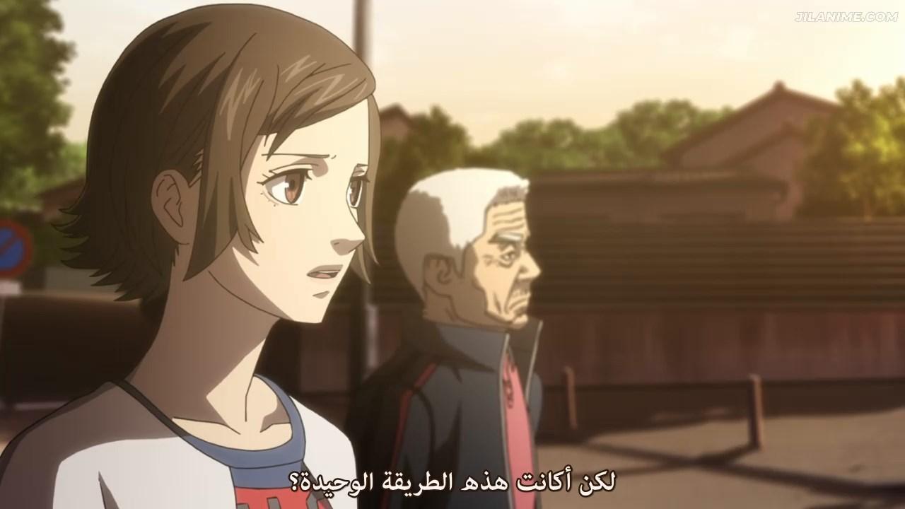 Kokkoku (Kokkoku: Moment by Moment) شاهد الحلقة 06 الموسم الاول