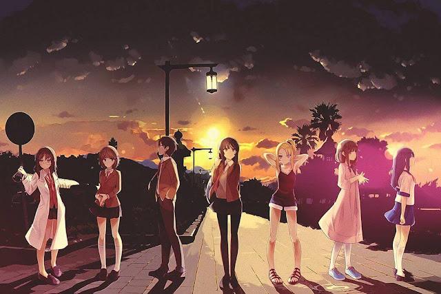 """هنالك شائعة غريبة حول ظاهرة تدعى """"متلازمة البلوغ""""، أزوساجاوا ساكوتا طالب في المرحلة الثانوية و لأسباب معينة فهو يعيش مع أخته الصغرى"""