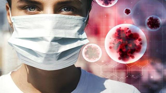 đeo khẩu trang để phòng bệnh viêm hô hấp cấp do vi rút corona