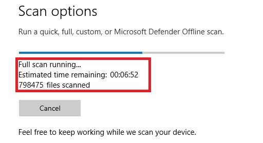 How To Scan Your PC Using Microsoft Defender | Windows 10