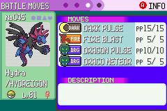 pokemon blazed glazed screenshot 3