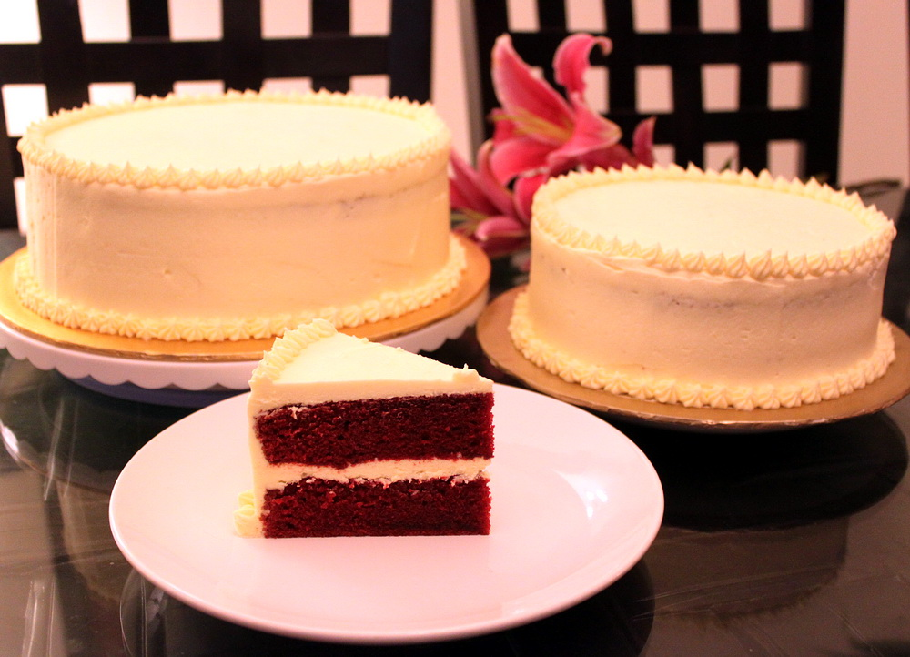 Red Velvet Cheesecake: Red Velvet Cheesecake Grocery Store