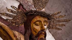 La Iglesia Católica venera 410 años de la Imagen del Santo Cristo de La Grita