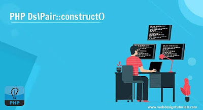 PHP | Ds\Pair::construct() Function