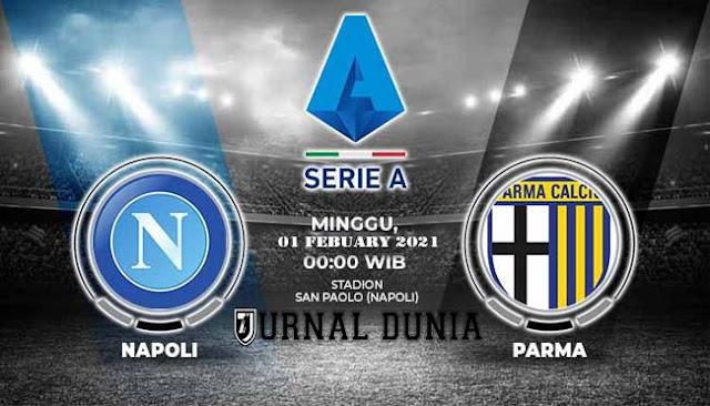 Prediksi Napoli Vs Parma