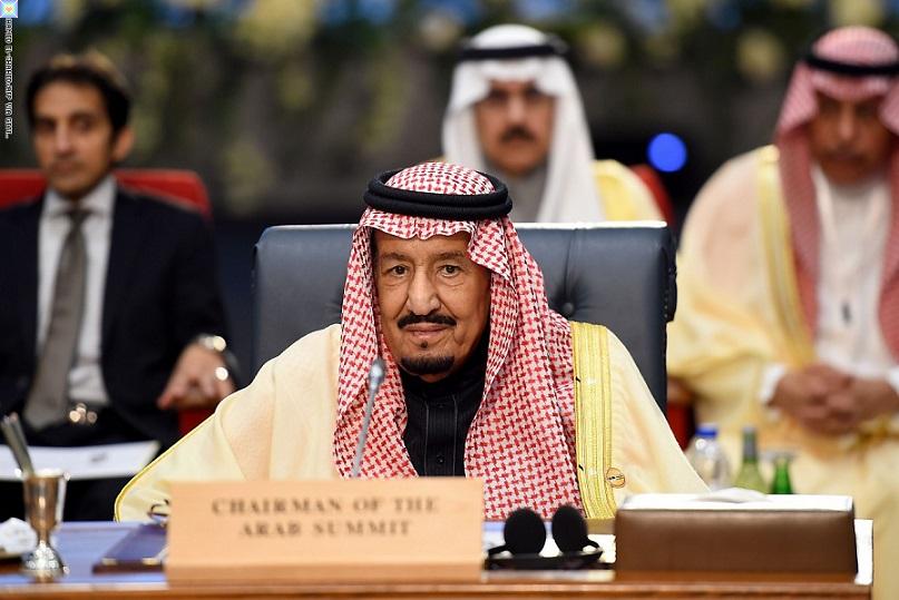 الملك سلمان بن عبدالعزيز يدعو إلى إقامة صلاة استسقاء في جميع أنحاء السعوديه