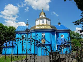 Рівне. Свято-Успенська церква