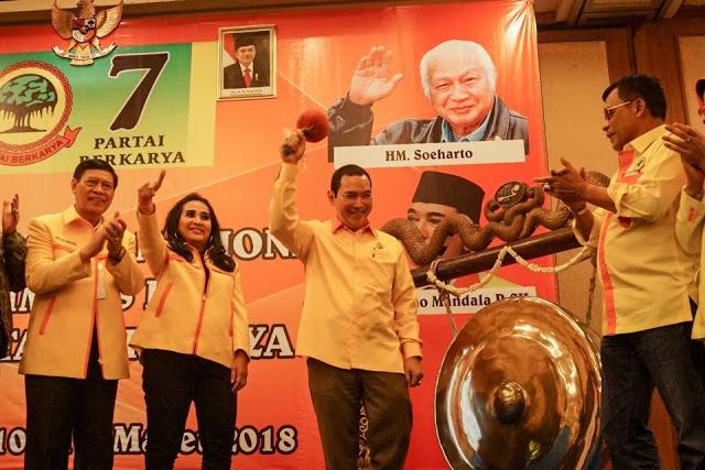 Bung Karno Ikon PDIP, Priyo: Izinkan Soeharto Jadi Ikon Berkarya