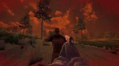 تحميل لعبة ESCAPE FROM VOYNA Dead Forest