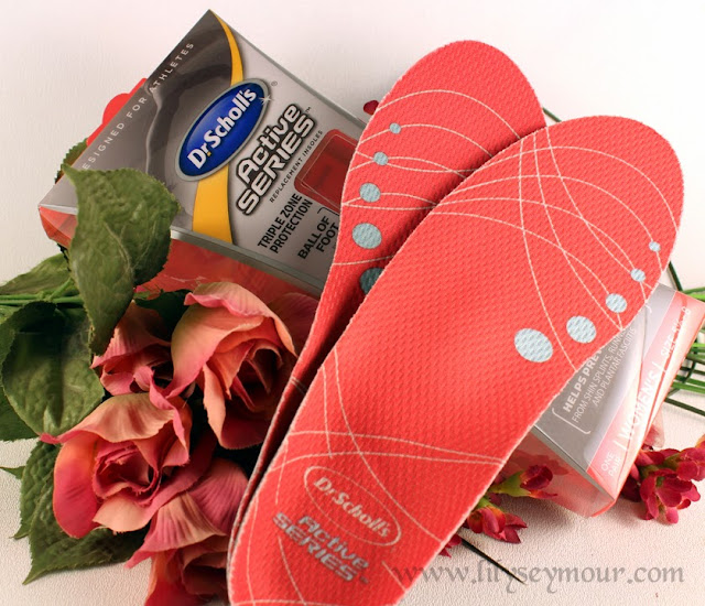 Dr. Scholl's Active Series Replacement Insoles @InfluensterVox