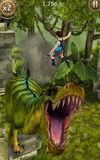 Menghadapi T-Rex